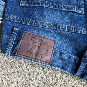 Zara Shorts - Zara Men Distressed Shorts